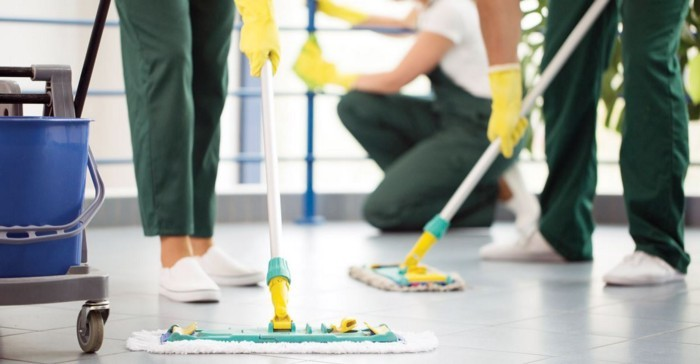 The neatest solution for your cleaning company.