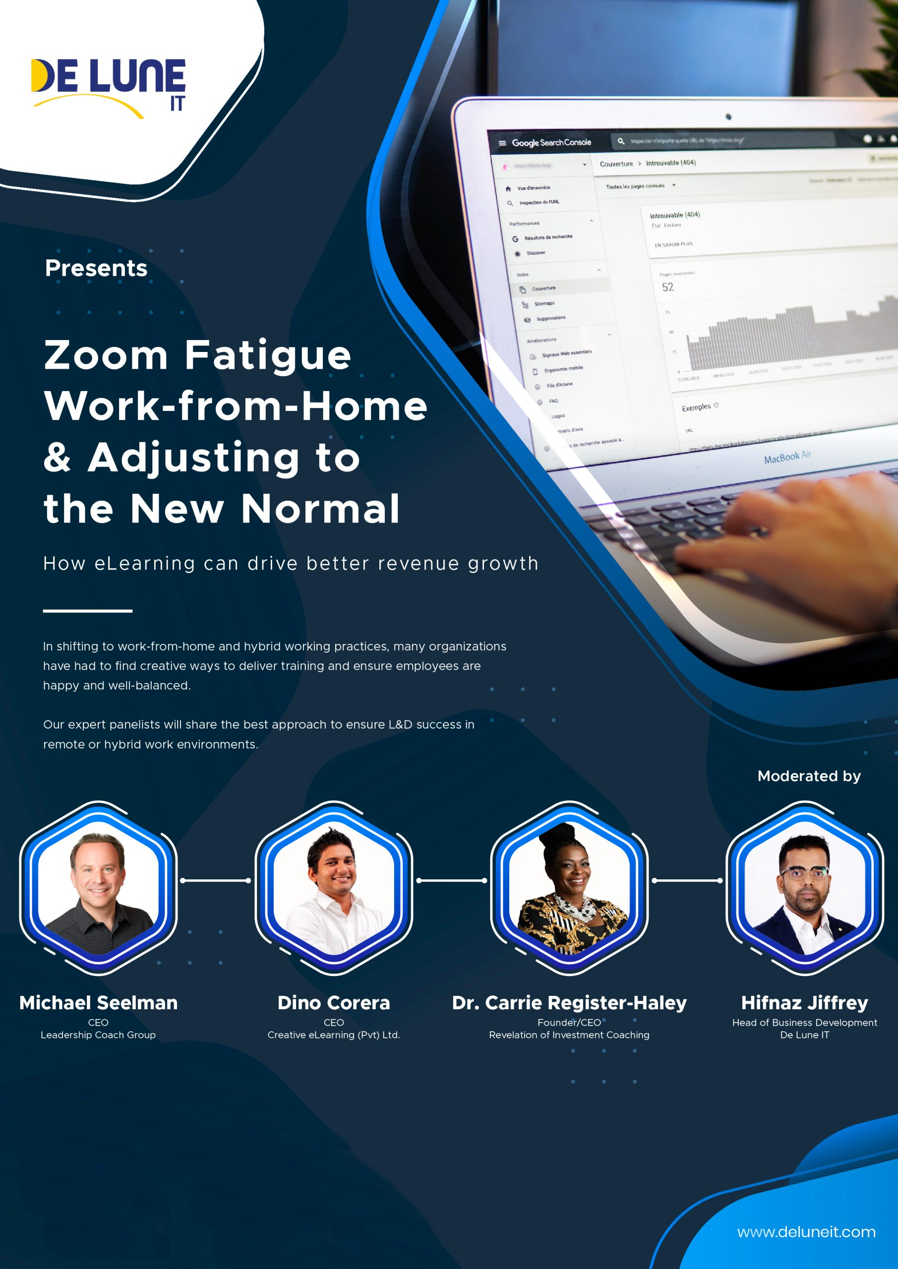 Zoom fatigue, Work-From-Home & Adjusting to the New Normal